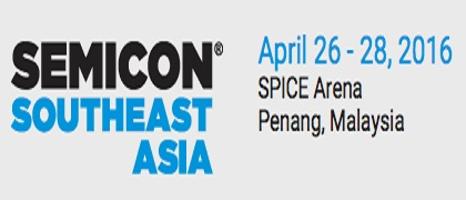 SEMICON SOUTHEAST ASIA 2016